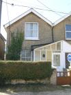 semi detached house in Queens Road, Bembridge...