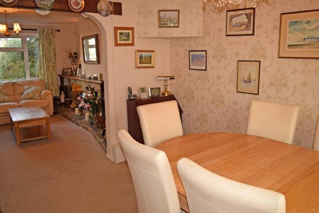 Dining Room to Sitting Room