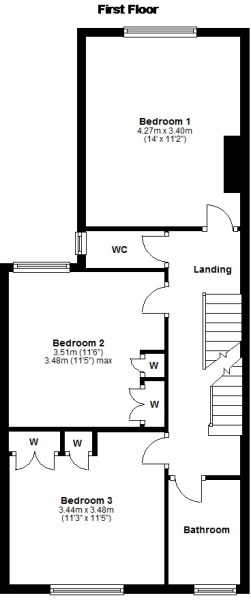 Woodleigh First Floor