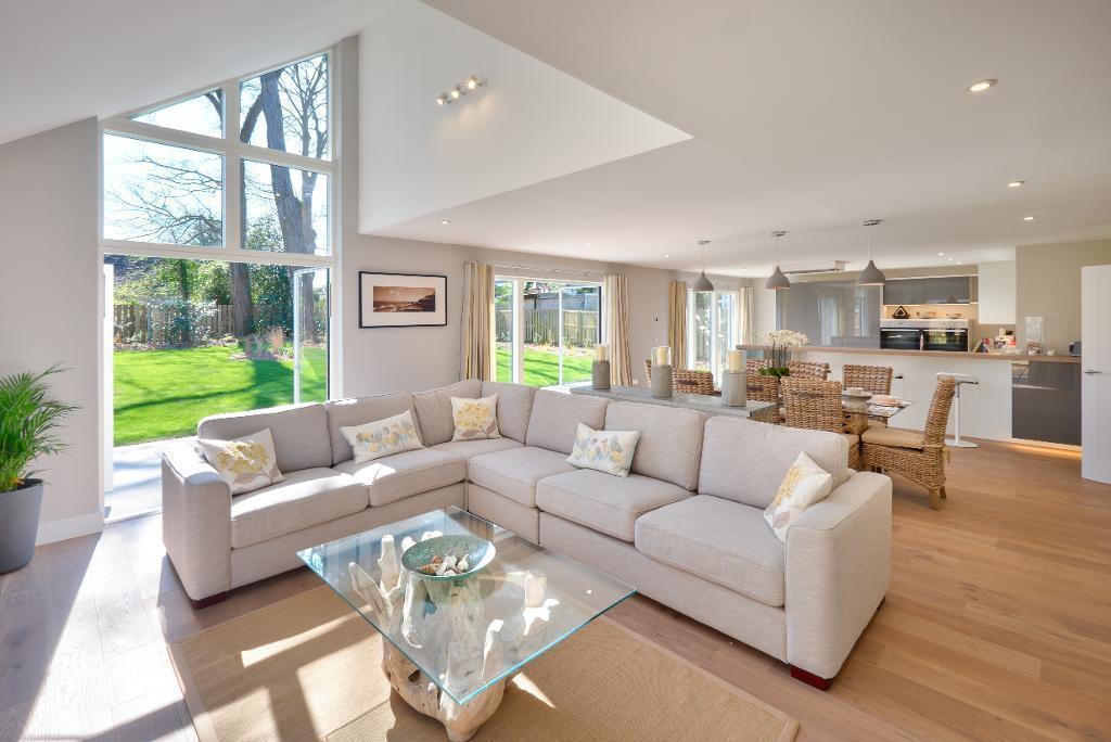 Show Home: Living Area
