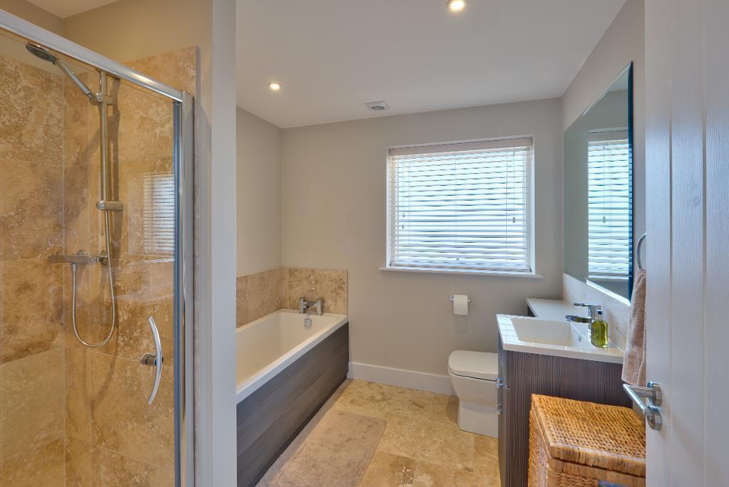 Show Home: Family Bathroom