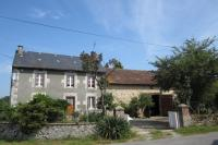 4 bedroom Country House for sale in Limousin, Creuse...