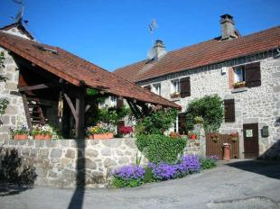 Stone House for sale in Limousin, Creuse, Gu�ret