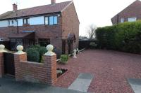 2 bed semi detached property for sale in Birch Avenue, Whitburn...