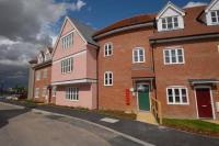 new development to rent in White Hart Way, Dunmow...