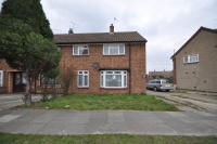 semi detached house in Martock Avenue...