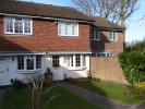 Terraced property in Walton Heath Pound Hill...