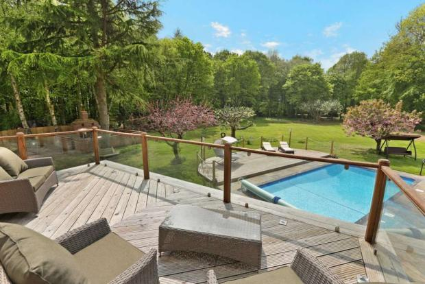 7 Bedroom Detached House For Sale In Heath End Berkhamsted Hp4