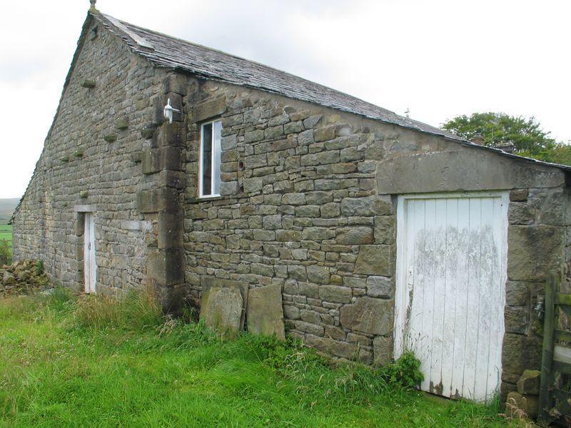 Barn Gable End