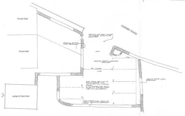 Car Park Site Plan