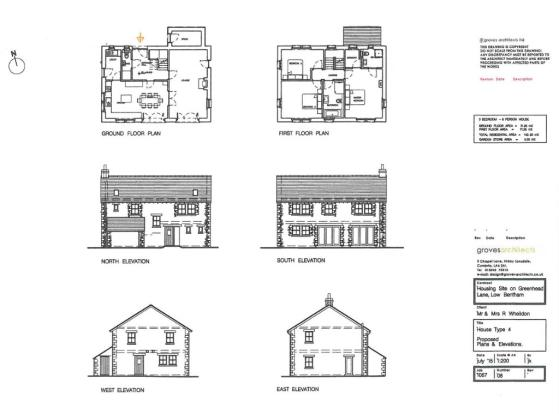 Proposed House 4