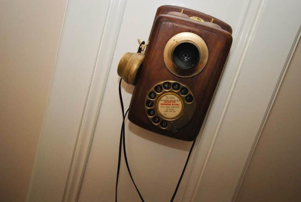 Feature telephone