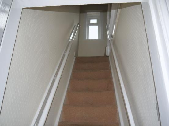 Stairs to Landing