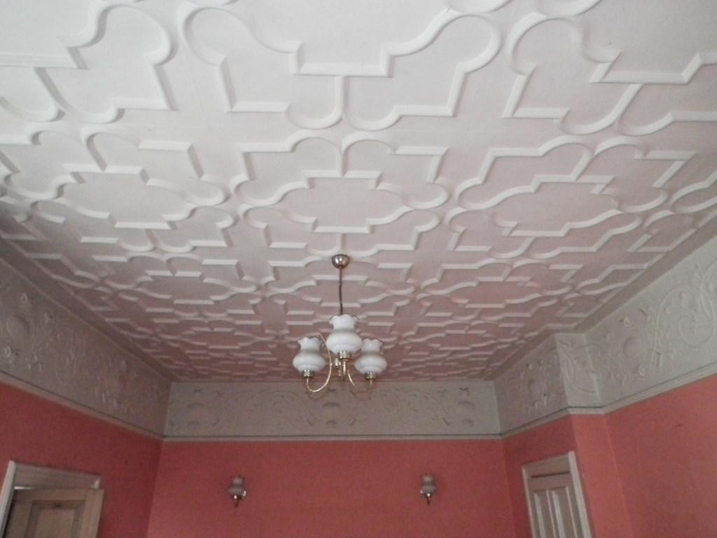 Dining Rm Ceiling