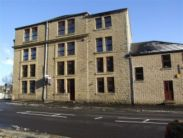 Flat in Mitre House, Mossley