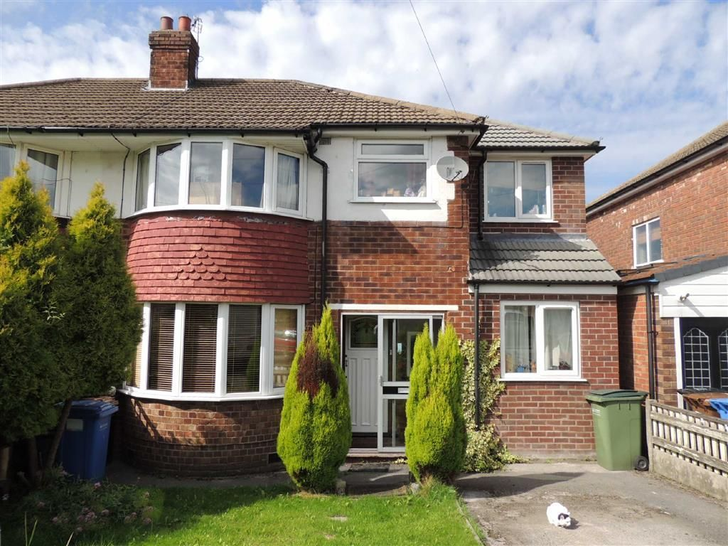 4 bedroom semi detached house for sale in belgrave avenue for 3 bedroom house extension ideas