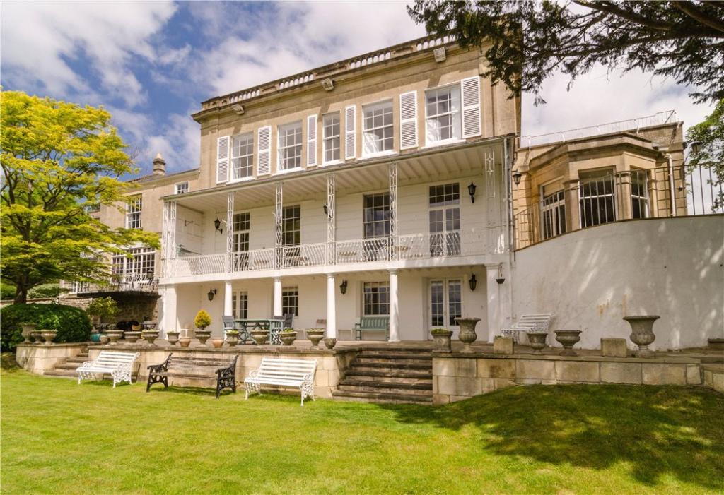 Bath Newbridge House