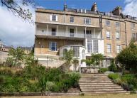 Terraced home in Widcombe Crescent, Bath...