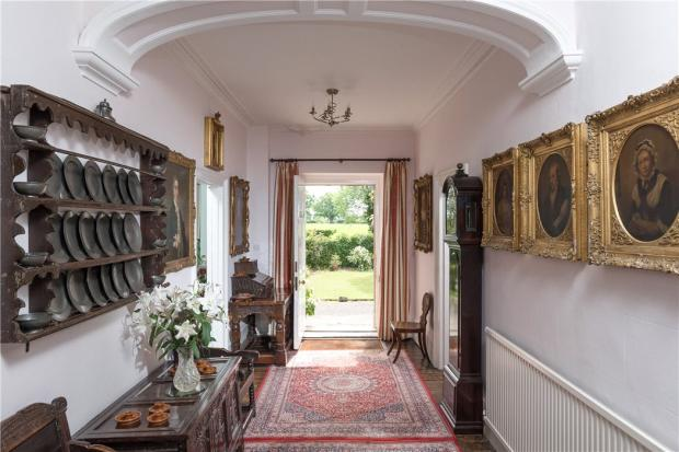 Bath - Entrance Hall