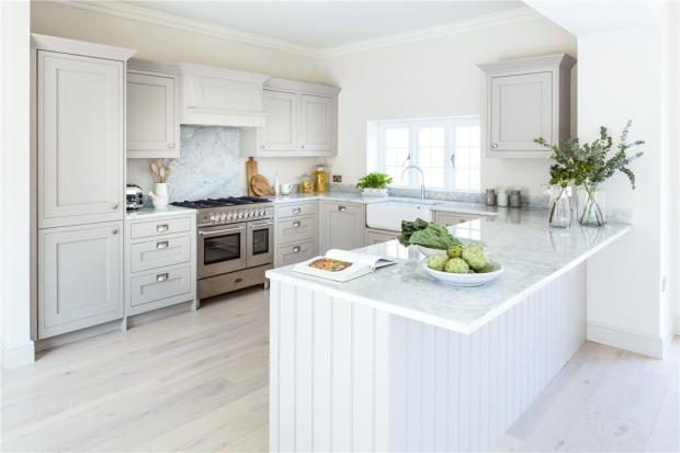 Kitchen Angled