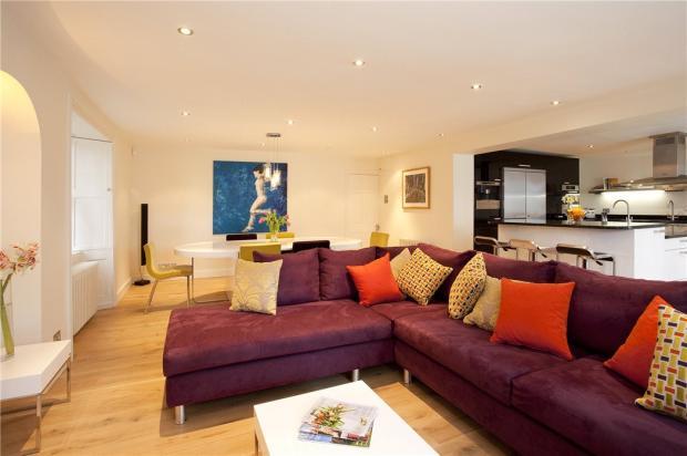 Bath - Living Room