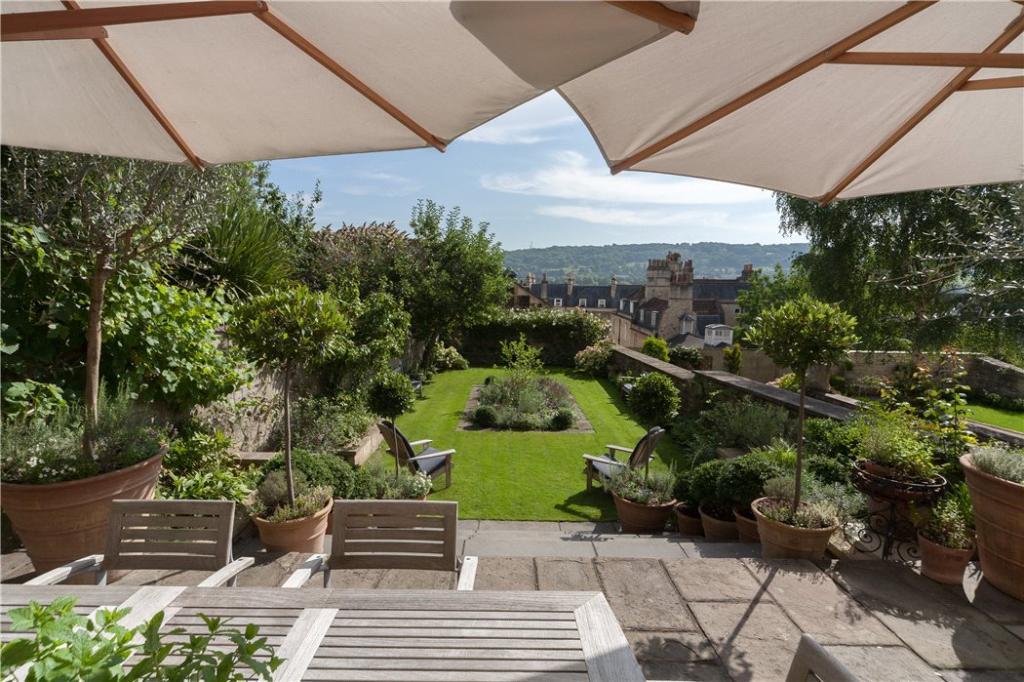 Bath - Terrace View