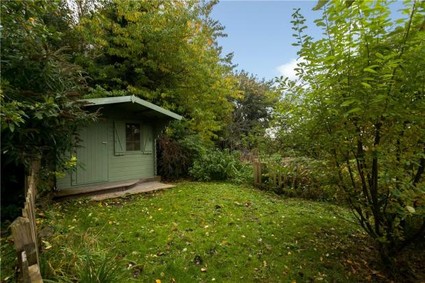 Summerhouse Potager