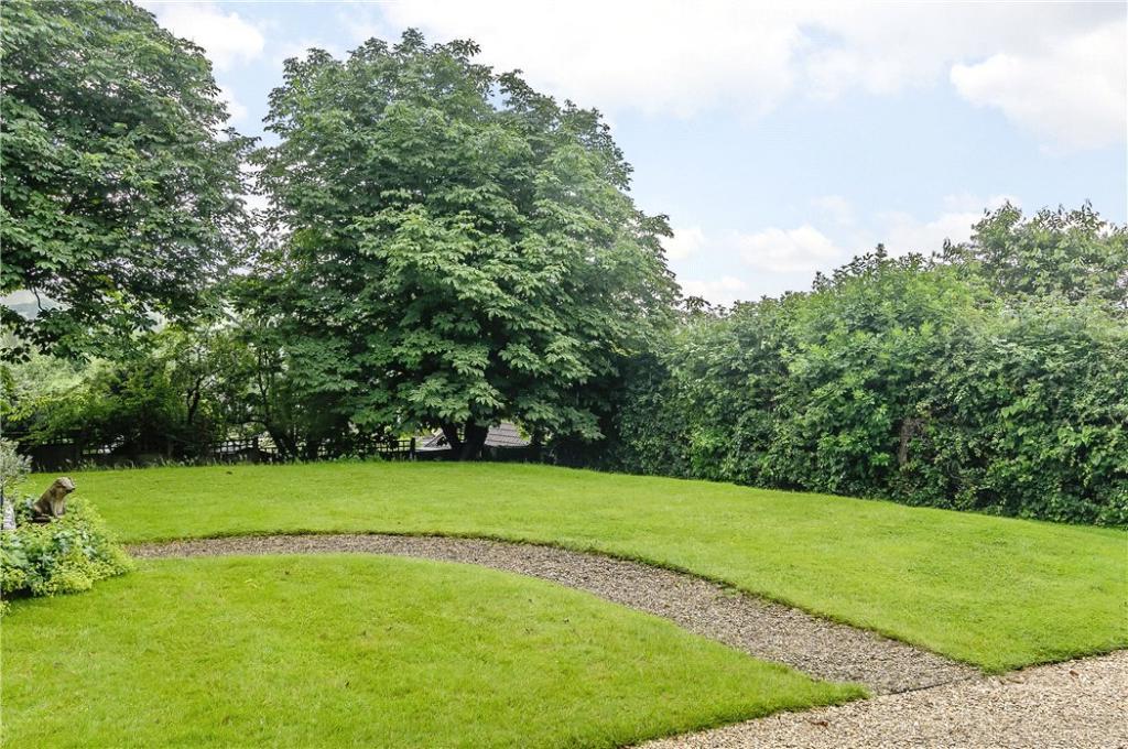 Bath - Garden