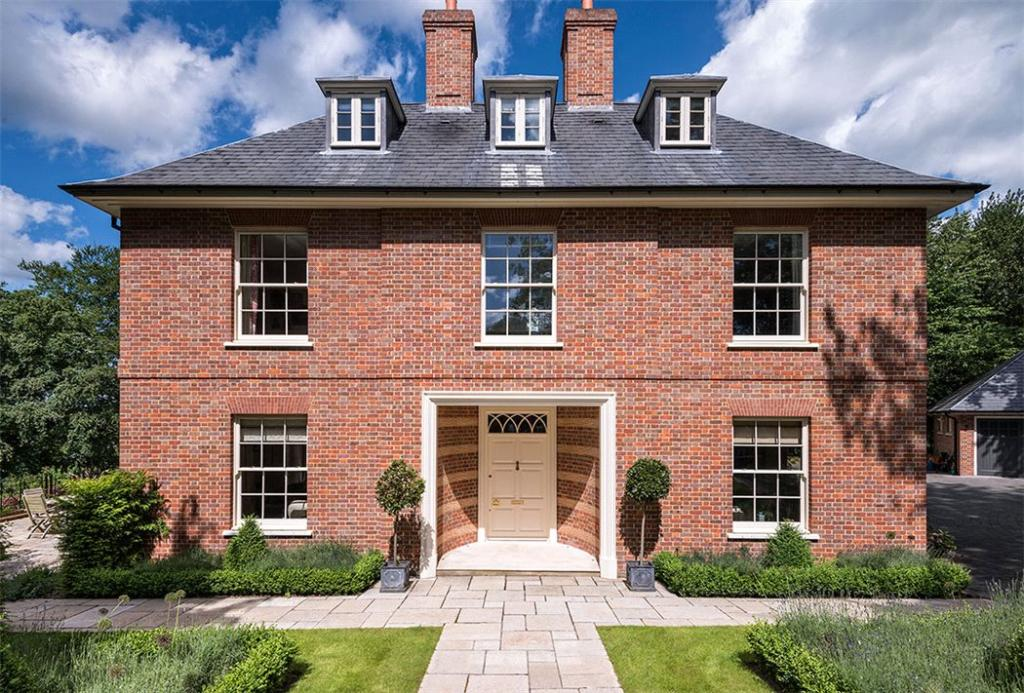 7 bedroom detached house for sale in stratton road for Georgian style homes for sale