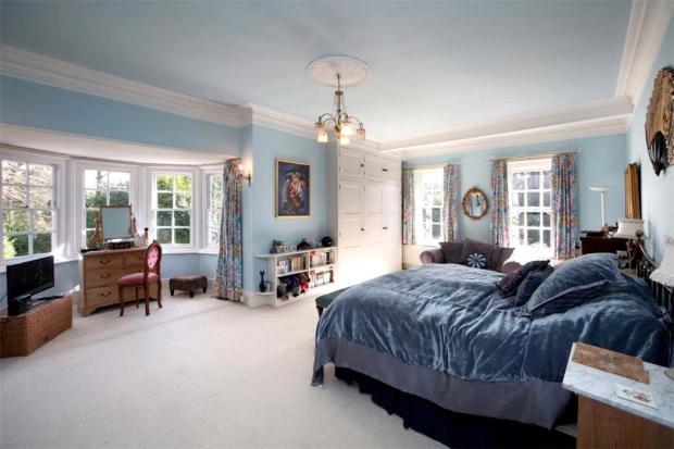 Penn: Master Bedroom