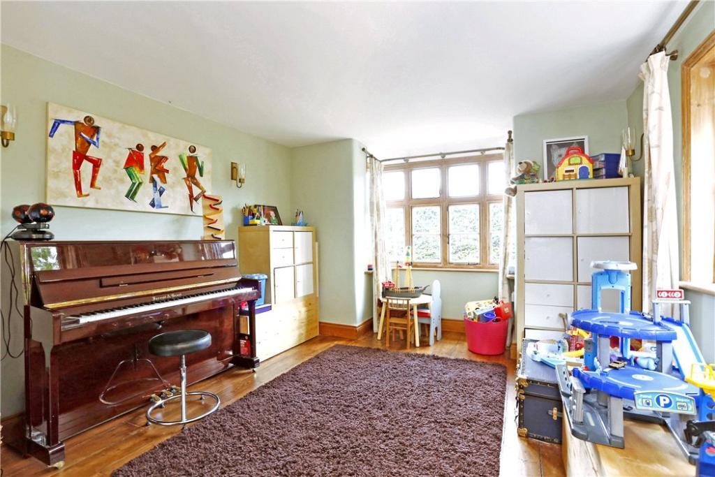 Penn: Music Room