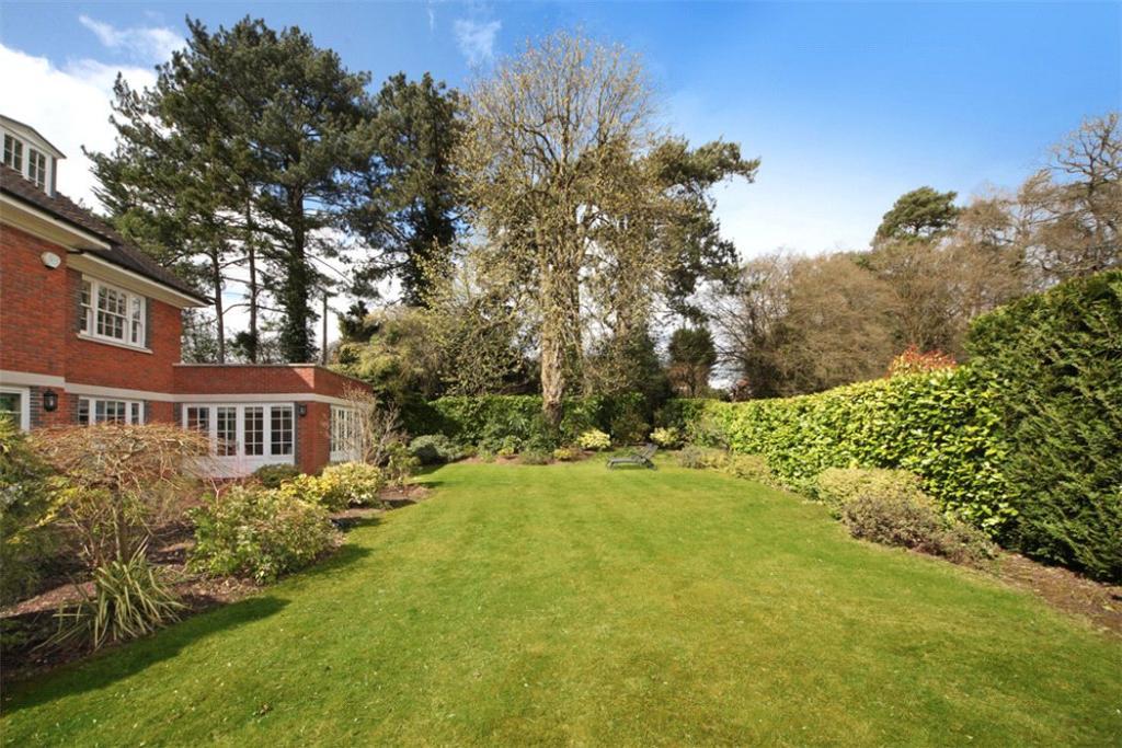 Beaconsfield: Garden