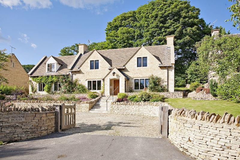 Cotswold Stone House