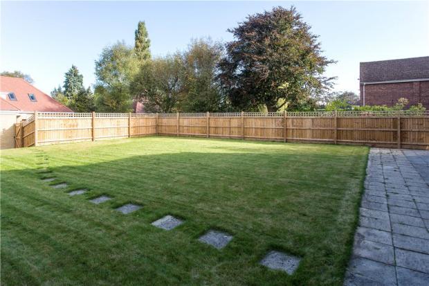 Large Garden