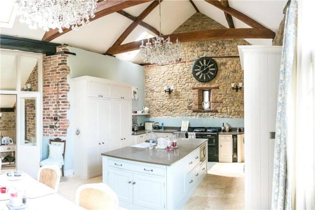 The Barn, Kitchen