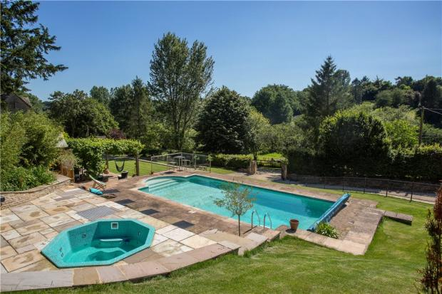6 Bedroom Detached House For Sale In Calves Hill Chedworth Cheltenham Gloucestershire Gl54 Gl54