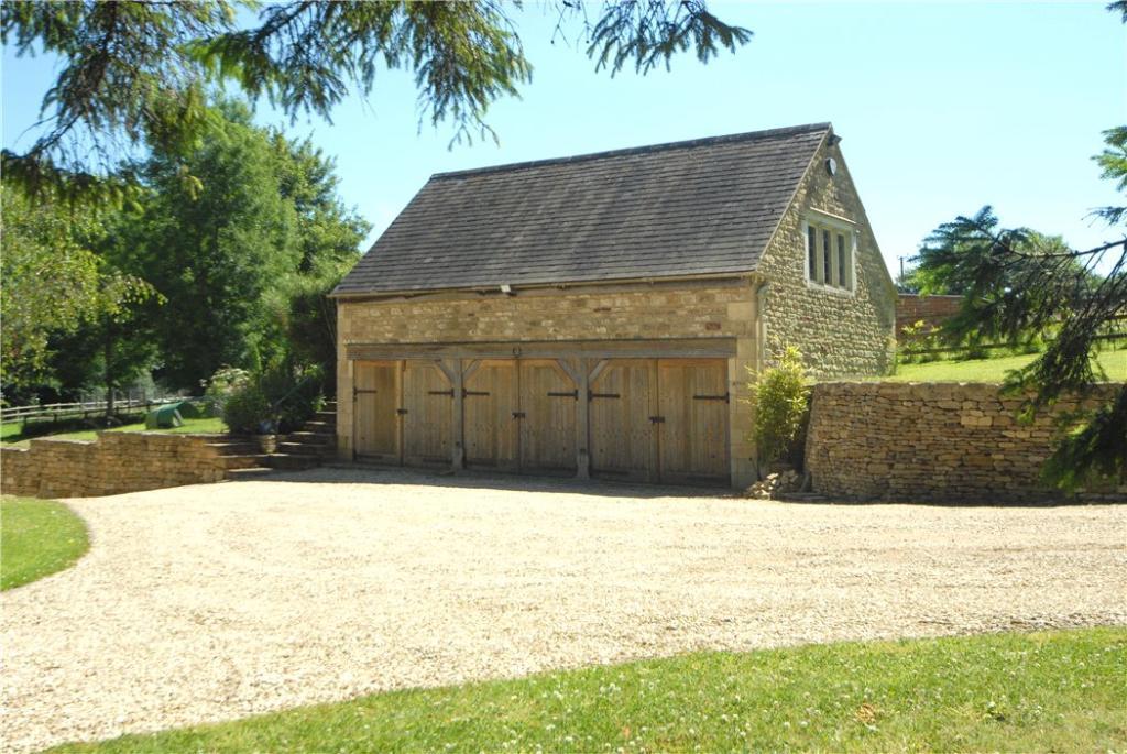 4 bedroom detached house for sale in buckholt road for Annexe garage