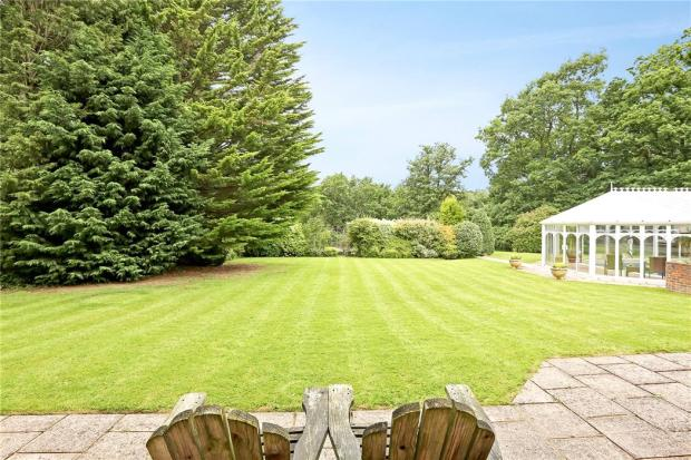 Large Mature Garden