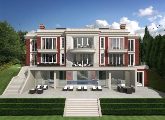 CGI of new dwelling