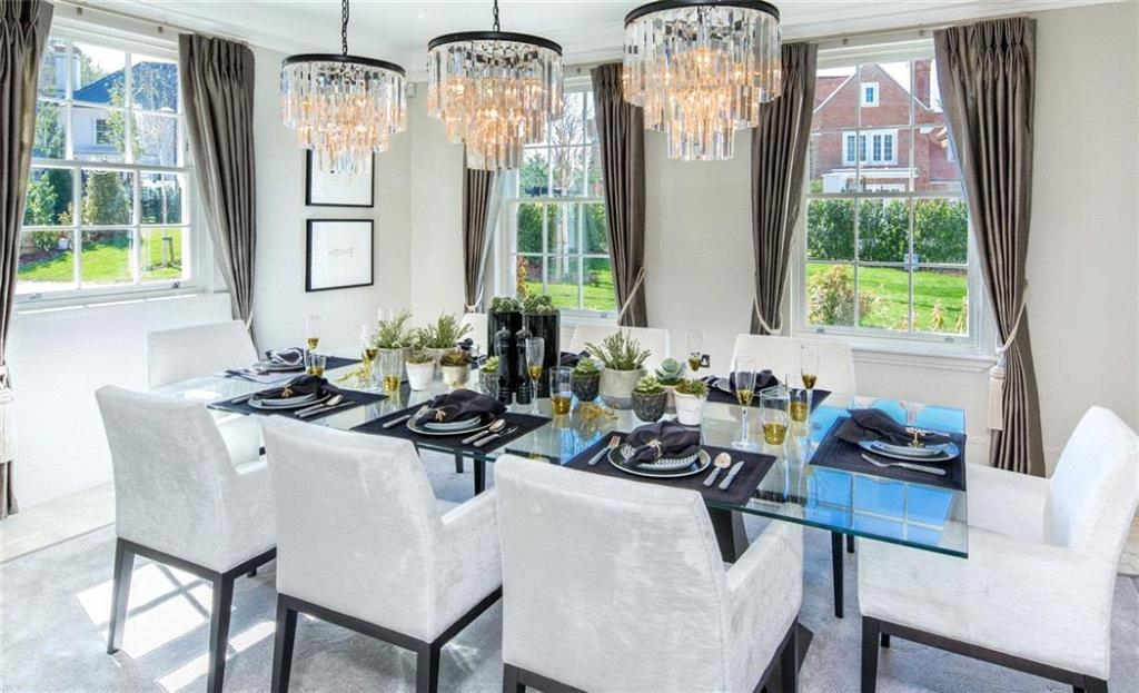 Millgate Homes,Dining room