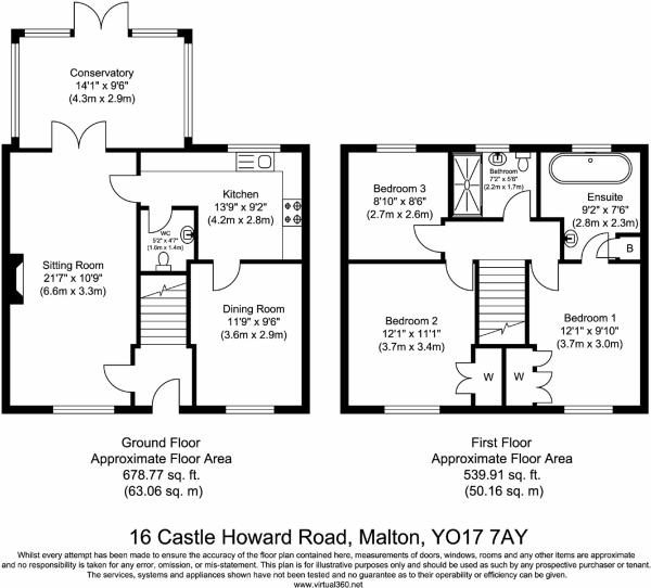 3 castle howard rd