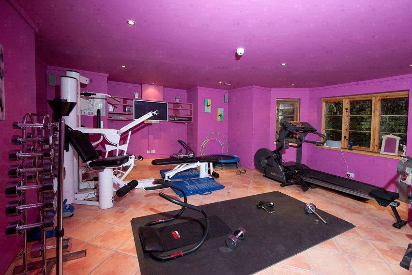 Moorlands: Gym