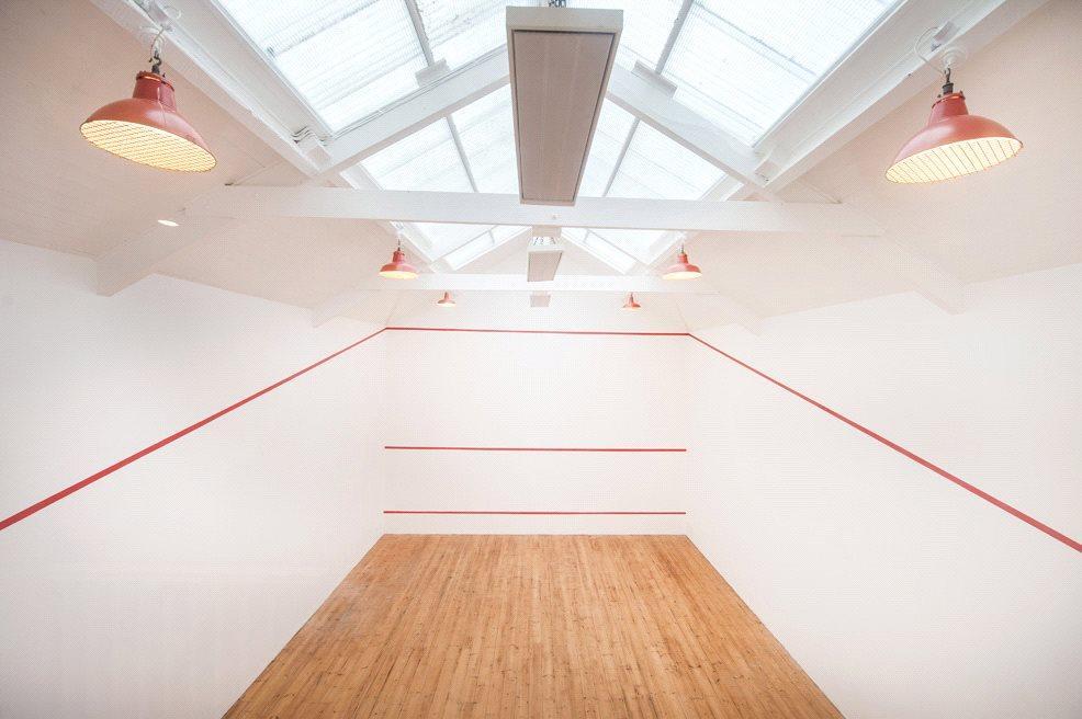 York: Squash Court