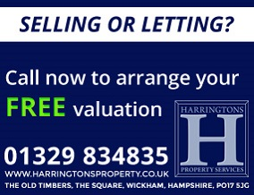 Get brand editions for Harringtons Services Ltd, Wickham