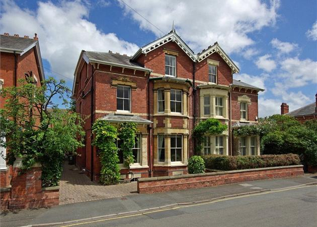 6 Bedroom House For Sale In Cantilupe Street Hereford Herefordshire Hr1 Hr1