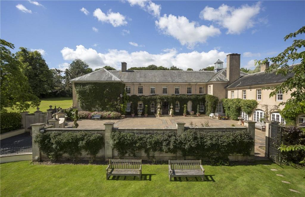 7 Bedroom Detached House For Sale In Ross On Wye Herefordshire Hr9 Hr9