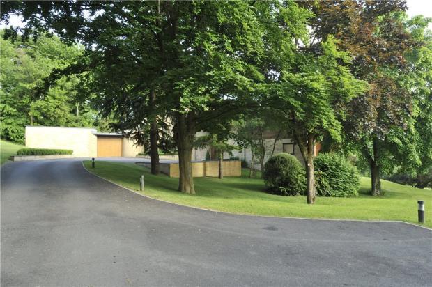Driveway / Garage