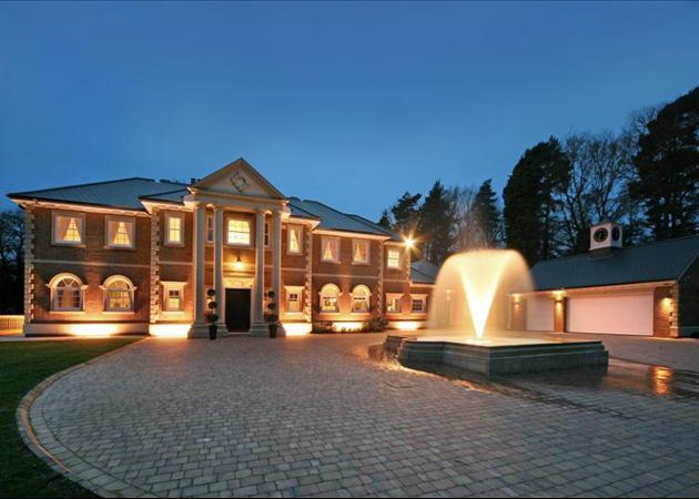 6 bedroom house for sale in wentworth drive wentworth virginia water gu25 gu25