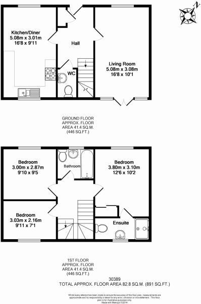 30389 Floor Plan