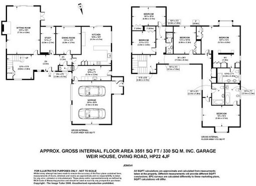 5 bedroom detached house for sale in whitchurch floor plan of the manor house chicago floor plans